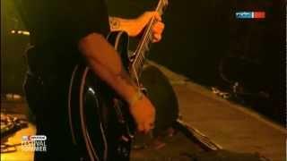 Beatsteaks Summer Live @ Highfield 2012 MDR SPUTNIK Festival Sommer