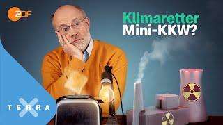Klimaretter Mini-Kernkraftwerke