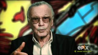 With Great Power clip: Stan Lee on quitting