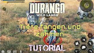 Durango Wild Lands: Tiere fangen und zähmen [Tutorial] | PäddixxTV