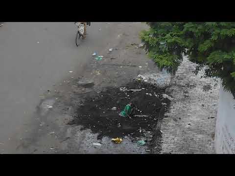 गृह मंत्री अमित शाह के मतक्षेत्र अहमदाबाद में स्वच्छता सर्वेक्षण ODF ++  की हकीकत 1982019 8091