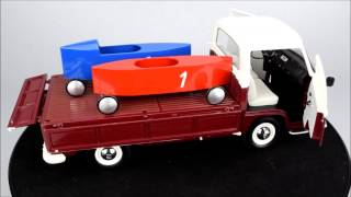 Schuco Volkswagen T2a Platform Truck