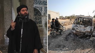 video: Syrian Kurd spy 'stole Baghdadi's underpants for DNA test'