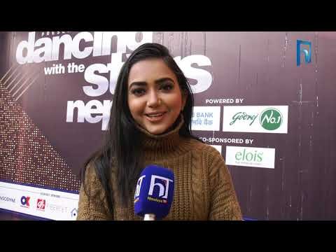 SUBHAM TREATS ME FOR ONE CLEAN STEP -PRIYANA ACHARYA || DANCING WITH THE STARS NEPAL ||