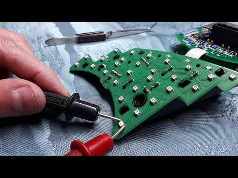 Phaeton Rücklicht Blinker Reparatur Teil 2