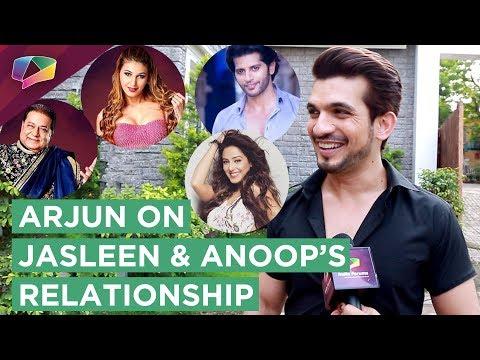 Arjun Bijlani Talks About Anoop & Jasleen Relation