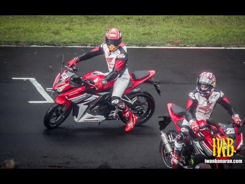 Marc Marquez & Dani Pedrosa Sentul 2016