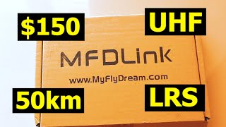 Best Budget UHF System for Rc Car and Long Range FPV - MFD Link 433Mhz