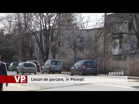 Locuri de parcare, în Ploiești