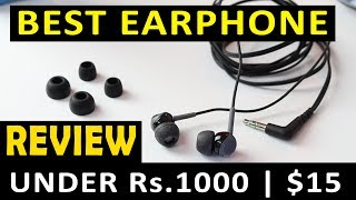 Sennheiser CX213 in ear headset Review