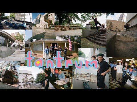 """Tantrum Skateboards' """"Promo"""" Video"""