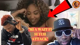 """Konshens """"ATTACK FOOTA HYPE FOR SHENSEEA"""" By Defending Her Viral Pic   May.19.2019"""