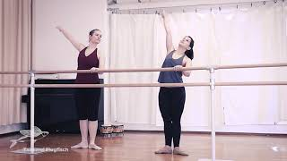 Ballett: Andreas Stange 01 — warm up