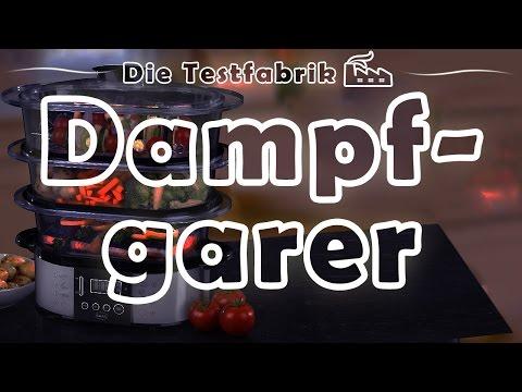 ♨️ Dampfgarer / Steamer Test – 🏆 Top 3 Dampfgarer / Steamer im Test