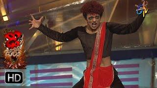 Sanketh,Priyanka Performance | Dhee Jodi | 16th November 2016 | ETV Telugu