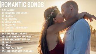 Romantic Songs 1# Lady Gaga, Ed Sheeran, Maroon 5, Bruno Mars, Calum Scott, Rihanna, Beyoncé, ZAYN
