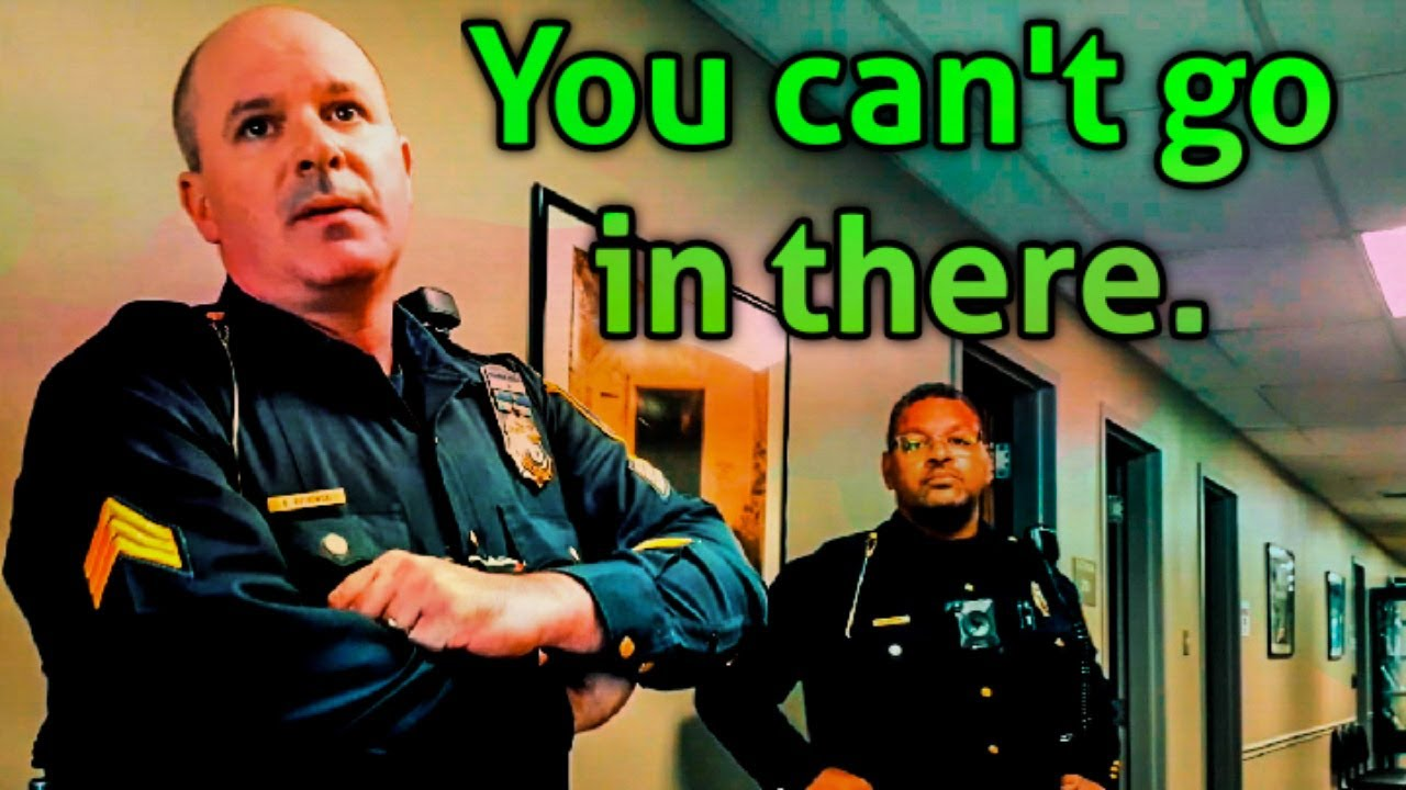 Police Officer Locks United States Out Of The Financing Workplace - Mt. Laurel, NJ - first Change Audit - w/ NJ Wandering News thumbnail