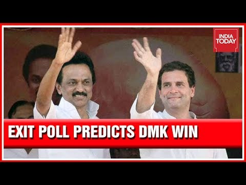 Exit Poll 2019: DMK-Congress May Take Over BJP-AIADMK Alliance In Tamil Nadu