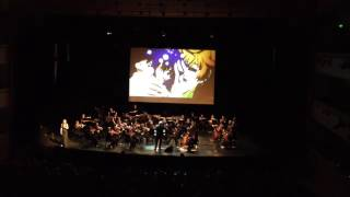 Shiki - Eau de Vie (Anime Concert 2014) live 「屍鬼」Yasuharu Takanashi (高梨康治)