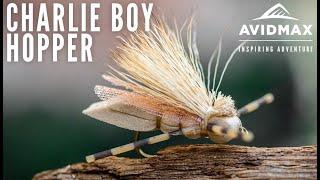 Charlie Boy Hopper | Fly Tying
