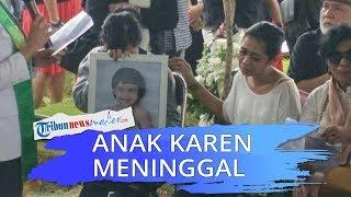 Anak Karen Pooroe Meninggal Jatuh dari Balkon, Polisi Panggil Arya Claproth Atas Dugaan Kelalaian