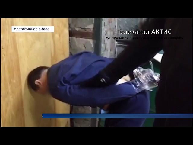 Ангарчанина задержали за производство наркотиков