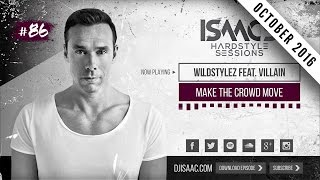 ISAAC'S HARDSTYLE SESSIONS #86 | OCTOBER 2016