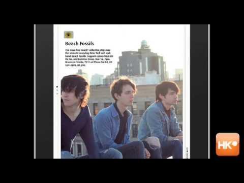 Video of HK Magazine