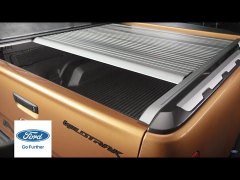 The 2020 Ford Ranger Wildtrak – Power Roller Shutter | Ford Australia