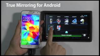 Kenwood and eXcelon True Mirroring for Android