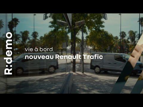 Musique pub Renault nouveau Trafic | R:demo vie à bord | Renault    Juillet 2021