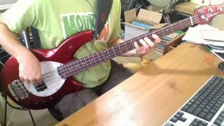 Descendents - Tack Bass Cover