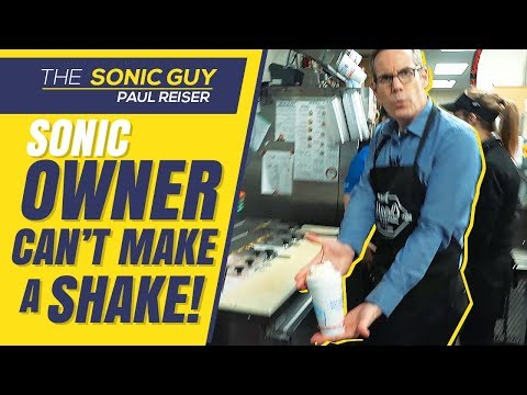 , title : 'Sonic Drive-In owner shows behind the scenes! Half price summer of shakes!