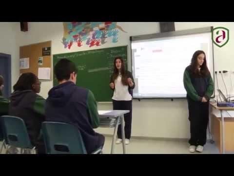 Video Youtube COLEGIO ANTAMIRA