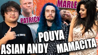 Squints, Asian Andy, Pouya, Marle and Mamacita Play $5/5/10 NLH! - Live at the Bike!