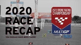 MultiGP 2020 Drone Racing Champs OFFICIAL Race Recap
