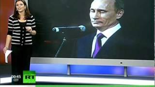 Putin Calls DiCaprio a