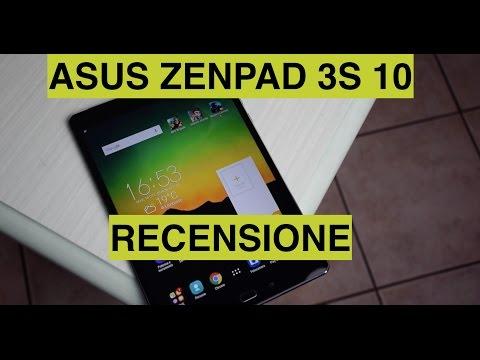 Recensione Asus Zenpad 3S 10, il migliore con Android