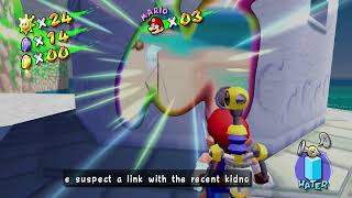 Super Mario Sunshine HD Episode 21 It's Shadow Mario! After Him!