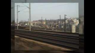 preview picture of video 'RER E de Pantin à Noisy-le-sec'