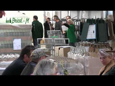 Otvorenie predajne na Morave
