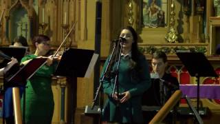 Woman from the Pirate Queen - Ciara McCarthy with the Scotia Ensemble