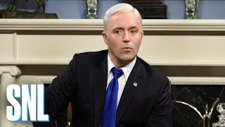 Mike Pence Impeachment Strategy Cold Open - SNL