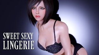 Skyrim Mods - Sweet and Sexy Lingerie