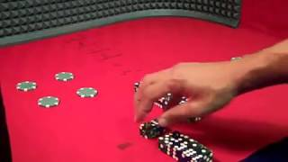 Craps Dice Control: THEORY for All 7's set