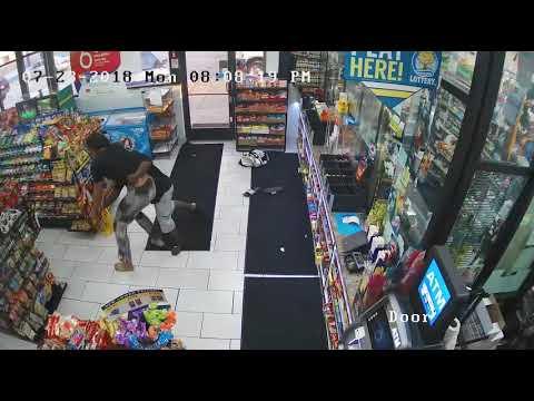 Transgender woman shot at Detroit Gas station, July 23, 2018