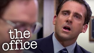 Crentist the Dentist  - The Office US