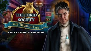The Curio Society: The Thief of Life Collector's Edition video