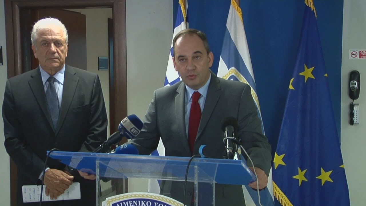 Δηλώσεις μετά τη συνάντηση Αβραμόπουλου -Πλακιωτάκη για το μεταναστευτικό και την Frontex