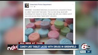 Police warn parents of drug-laced 'Sweet Tarts'